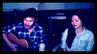 Say Something Cover (A Great Big World ft. Christina Aguilera) - Peter Su and Evie Kristen