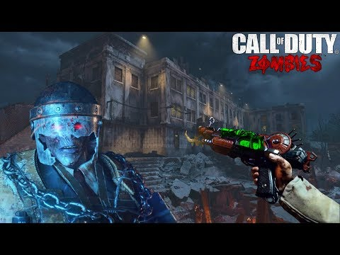"BLOOD OF THE DEAD EASTER EGG ""ESCAPANDO ALCATRAZ"" 