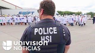 Una redada masiva en procesadora de carne en Ohio deja 146 inmigrantes indocumentados arrestados
