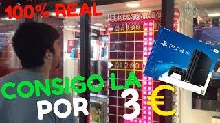 100%REALCONSIGOLAPLAYSTATION4POR3€100%REAL/GANANDOENSTACKER!!!