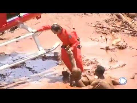 Κατάρρευση φράγματος σε μεταλλωρυχείο – Νεκροί και αγνοούμενοι…