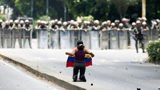 ВЕНЕСУЭЛА: Нефть. Протесты. Продовольствие | ЧАС ОЛЕВСКОГО