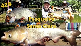 Muitas risadas e peixes no Santa Clara - Fishingtur na TV 426
