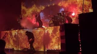Phantogram - 09 Destroyer (live) - March 11, 2017, Chicago