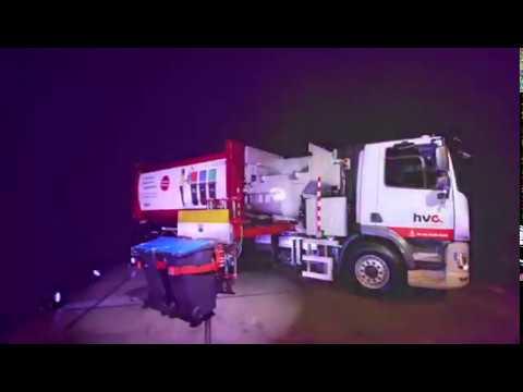 VDL presenteert in Dronten eerste elektrische voertuigen voor afvalinzameling
