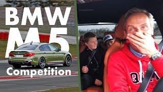 DasMalmedie Taxi Auf Dem Nürburgring | BMW M5 Competition | Matthias Malmedie