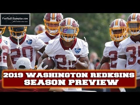Football Gameplan's 2019 NFL Team Preview: Washington Redskins