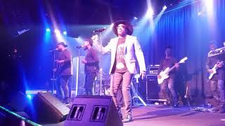 """Anthony Hamilton at the Birchmere, """"More Than Enough"""", 8-22-17"""