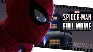 Marvel's Spider Man (2018) FULL MOVIE · (GameplayCutscenesEnding) | 【XCV】