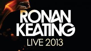 13 Ronan Keating - Separate Cars (Live) [Concert Live Ltd]