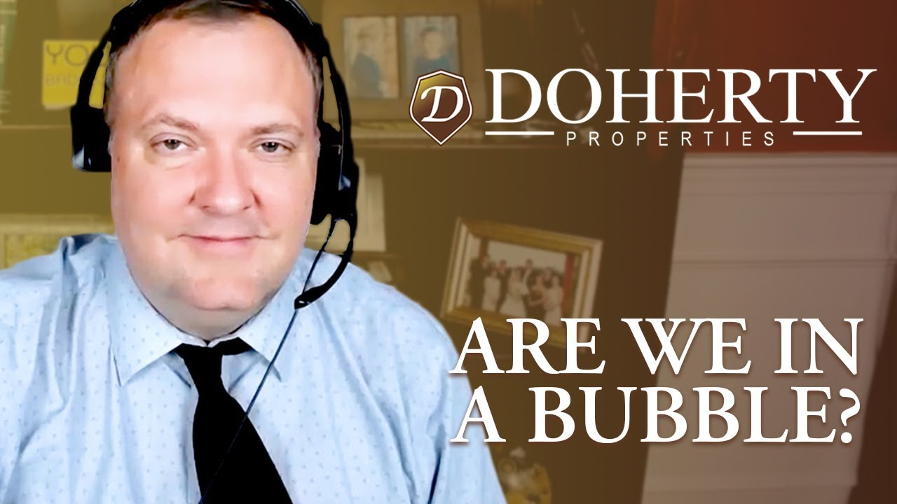 Is the Real Estate Market in Another Bubble?
