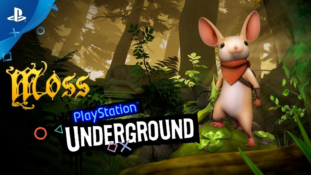 Moss: A Squeak Peek at Polyarc's Adorable PS VR Adventure