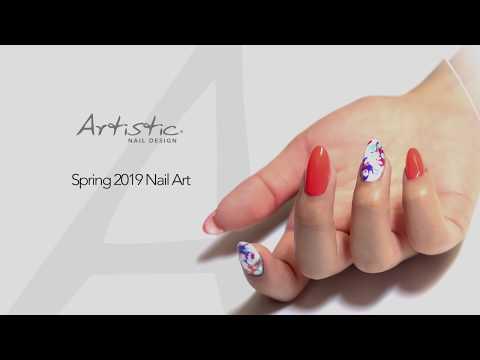 Artistic Spring 2019 Step by Step