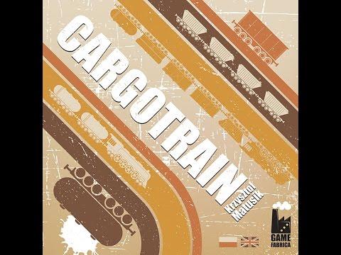 Benjamin Blabs about Cargotrain