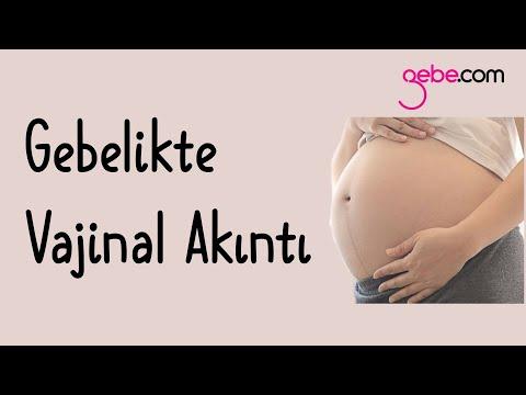 Hamilelikte Vajinal Akıntı Neden Artar? Akıntı Hangi Durumlarda Tehlikelidir?