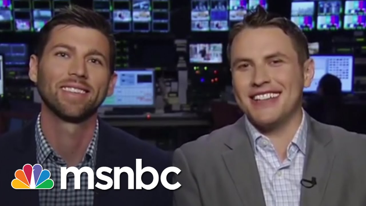 Gay Couple In Clinton Ad Invite Hillary to Wedding | msnbc thumbnail