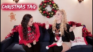 Christmas Tag W MEGAN NICOLE!!!  | Rydel Lynch