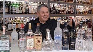 The World's Best Vodka vs. My Top 10 Under $40