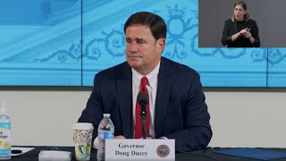 Arizona COVID-19 Briefing with Governor Ducey, Dr. Christ, Maj. Gen. McGuire - June 17, 2020