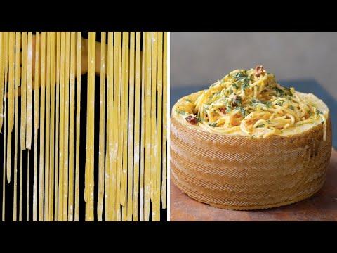 How To Make Homemade Pasta (& 3 Irresistible Creamy Pasta Recipes) | Tastemade