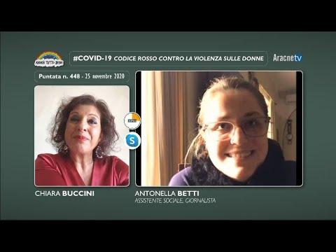 Anteprima del video Antonella BETTICodice Rosso, contro la violenza sulle donne