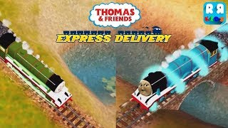 The Amazing Speed by Gordon and Henry - Thomas & Friends: Express Delivery