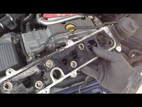 Opel Vectra - Limpieza de admisión y EGR