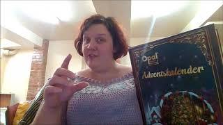 Knit Nottingham Vlog Opal Advent Leggings