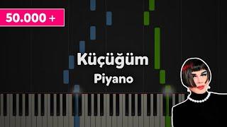 Küçüğüm | Sezen Aksu   Piyano   Nasıl Çalınır
