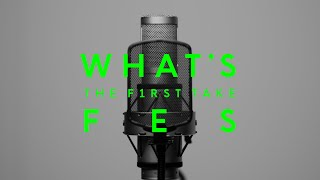"""THE FIRST TAKE FES vo.1"""