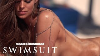 Robyn Lawley Is A 'Tall Glass Of Water' In This Powerful Shot | Sports Illustrated Swimsuit