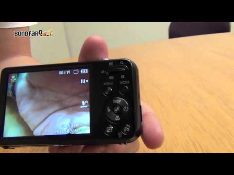 Câmera digital Samsung PL120 [Review]