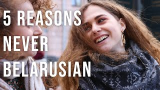 5 Reasons NEVER to Date a Belarusian Girl