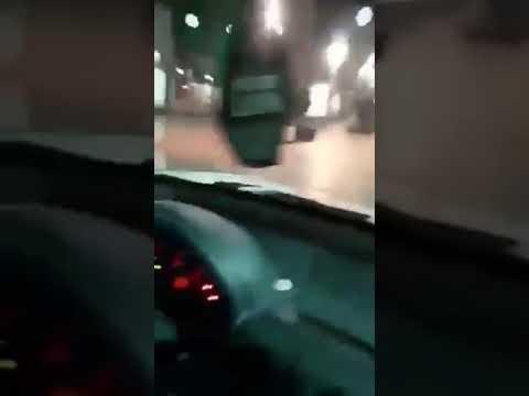 Za vreme policijskog časa automobilom prošao Obrenovićevom, policija traga za vozačem