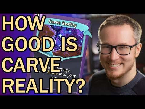 HOW GOOD IS CARVE REALITY? | SpireChats #59 | Slay the Spire