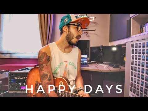 Blink 182 - Happy Days (Guitar Cover)