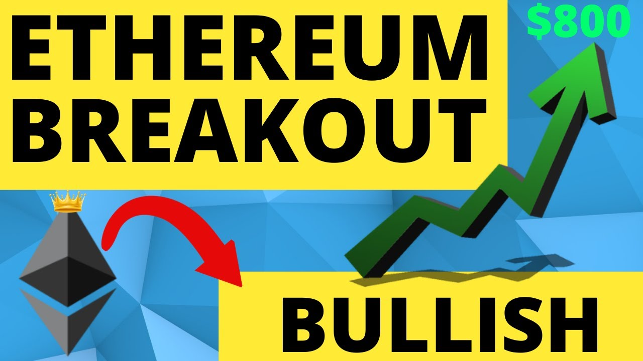 Ethereum Is VERY BULLISH and $800 Could Be Next! #Ethereum #ETH