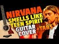 Nirvana - Smells Like Teen Spirit (Fingerstyle Guitar Cover With Tabs)