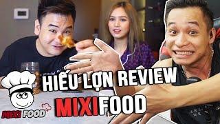 Mixigaming reaction clip Xemesis và Xoài ăn hết sạch Menu của Mixifood.