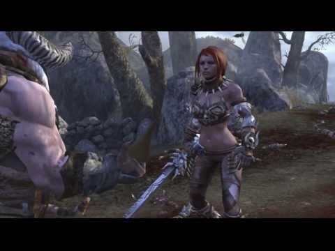 Golden Axe : Beast Rider Xbox 360