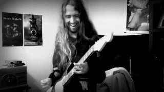 Bathory - Wheel of Sun (guitar cover)