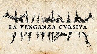 Thanatology - La Venganza Cursiva [Lyric Video]