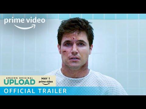 Upload - Official Trailer I Prime Video