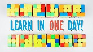 12 EASIEST OLL ALGORITHMS TO LEARN! (Beginners 1-Look OLL | CFOP)