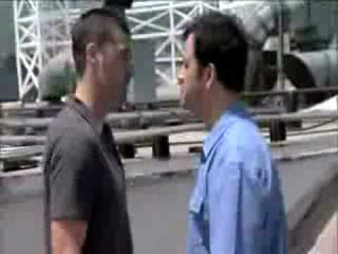 Kimmel a Fox: Soutěž v zírání