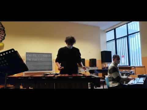 La classe di percussioni, II