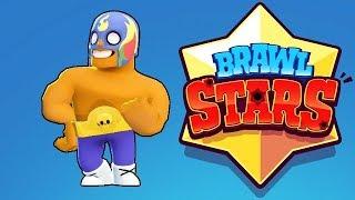 Brawl Stars - El Primo Chino!!! [GEM GRAB] - Android Gameplay, Walkthrough