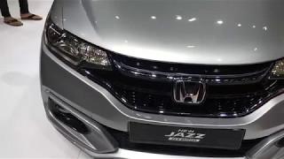 小改款Honda Jazz预览现场视频介绍