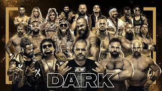 It's Grand Slam Week! 14 Matches & Over 90 min of Action Headline a Loaded Show | AEW Dark, Ep 109