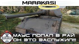 Маус попал в рай, он это заслужил! Но что он сделал ради этого? World of Tanks